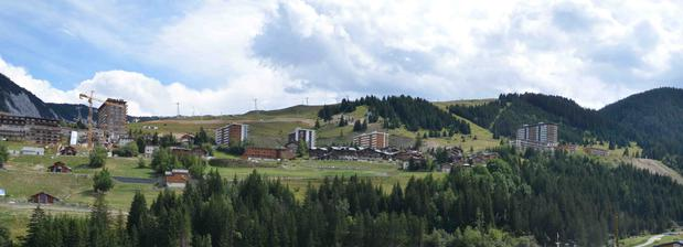 Courchevel au 29/08/2012